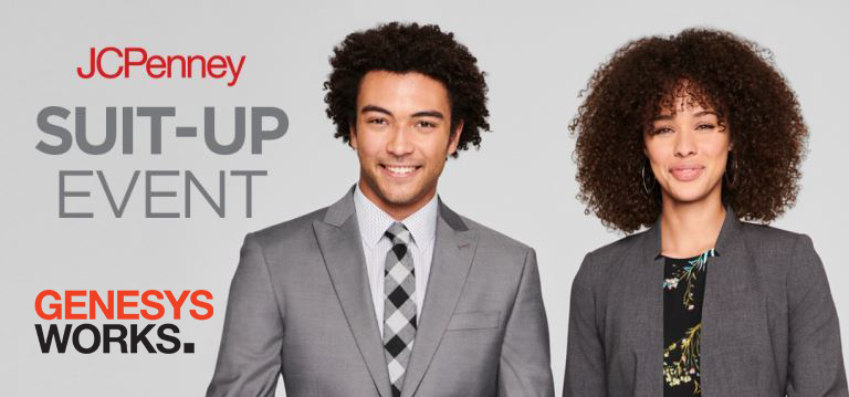 JCPenney Suit-Up 2019