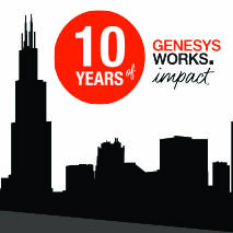 What's new at Genesys Works Chicago? 3