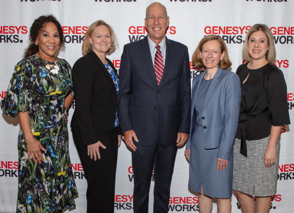 Genesys Works Houston's Ambassadors Luncheon Exceeds Goals and Inspires Houston Executives 1